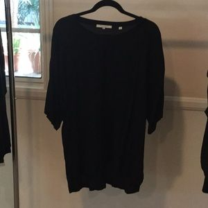 NWOT bella Luxx long short sleeve blouse